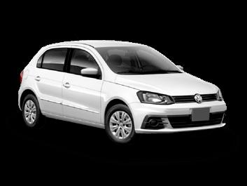 Renta de autos Volkswagen Gol