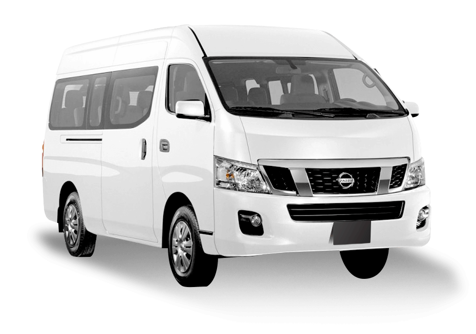 Full Size Van Rental >> Full Size Van 9 Pax Car Rental
