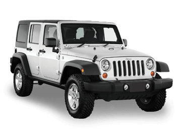 Jeep Wrangler 4P or Similar