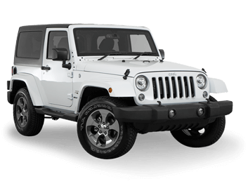 Jeep Wrangler AC or Similar