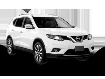 Renta de Nissan X-Trail 3 Row